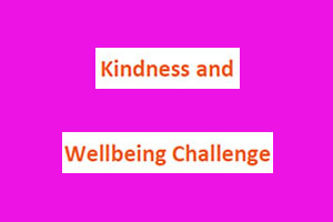100 suggestions for Wellbeing Activities